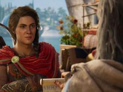 Assassin's Creed Odyssey to Include Reversible Kassandra Cover
