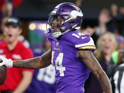 Vikings sign Stefon Diggs to 5-year, $81M extension, per reports
