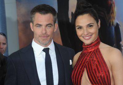 Chris Pine Explains Why Wonder Woman Is More Than Just a Movie