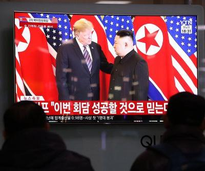 Media booted from Trump's dinner with Kim Jong Un