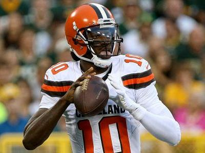 Robert Griffin III rejected offers from Ravens and Cardinals this offseason