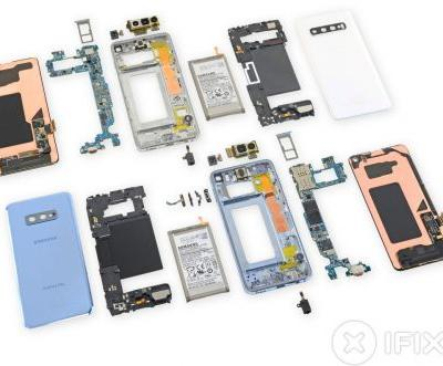 Samsung Galaxy S10 Scores 3 Out Of 10 For Repairability
