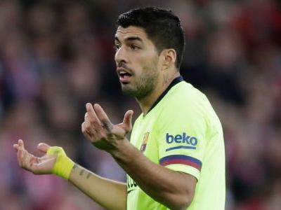 Barcelona hurting from a 'lack of communication' - Luis Suarez
