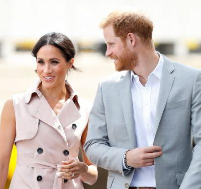 Did Harry Ban Meghan From Wearing A Tuxedo?