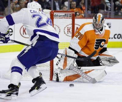 Flyers, Blackhawks, Sabres and Lightning to open in Europe in '19-20