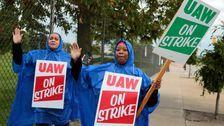GM's UAW Workers Call A Nationwide Strike For First Time In 12 Years