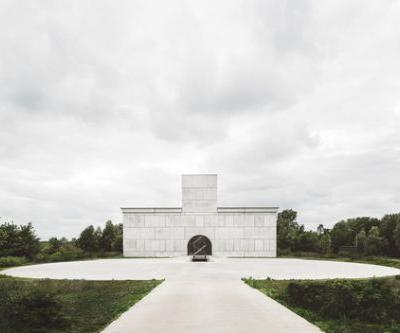 Abbey for the Production of Mustard, Pickles and Pickled Vegetables / Dhooge & Meganck Architecture