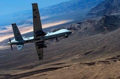 The Air Force has given the MQ-9 Reaper drone a whole new set of weapons