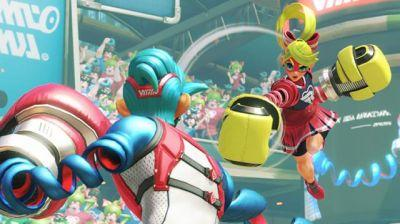 Arms Tops the Japanese Charts
