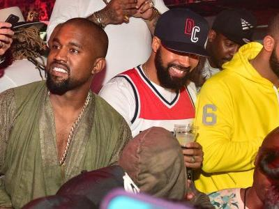 Kanye West Vents Frustration With Drake In Tweetstorm