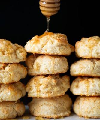 Buttermilk Drop Biscuits