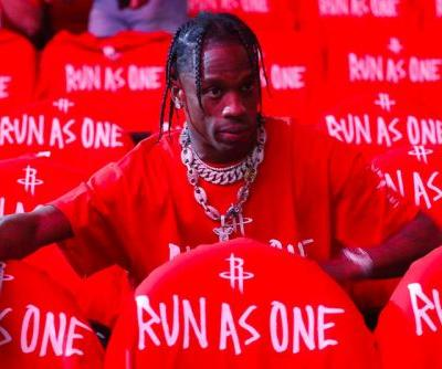 Travis Scott Offers to Design Graduation T-Shirts for Houston High School