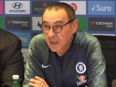 It's important how we react - Sarri