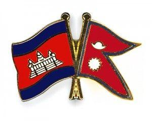 Cambodia and Nepal signed a memorandum of understanding to promote tourism