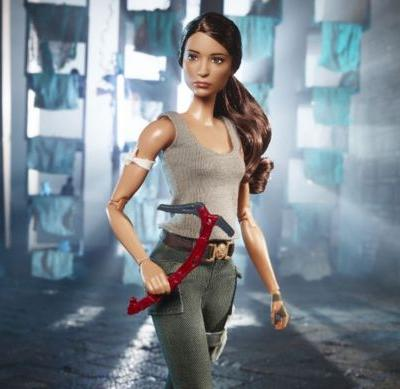 Lara Croft Barbie To Inspire The Next Generation Of Tomb Raiders
