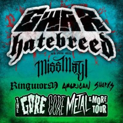 GWAR And HATEBREED To Join Forces For 'Gore, Core, Metal And More' Tour