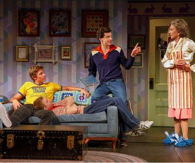 Say it out loud and proud: Michael Urie is a great actor. The latest proof is Harvey Fierstein's 'Torch Song.'