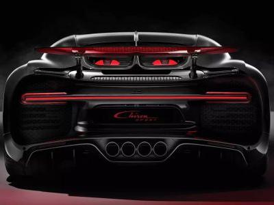 Bugatti Boss Says Chiron Top Speed Not Important At The Moment