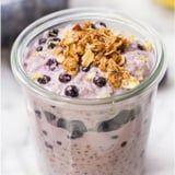 Overnight Oats Are a Meal-Prep Staple, and With These Flavor Combos, They'll Never Get Old