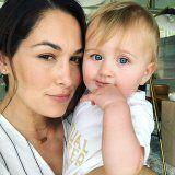 Brie Bella Completely Changed Her Stance on Vaccines After Having a Kid - and We Don't Blame Her