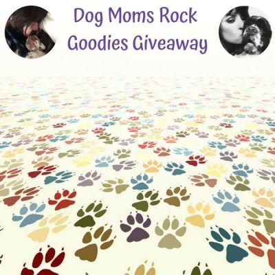 Dog Moms Rock Goodies Giveaway