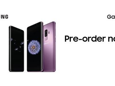Galaxy S9 deal price drop: three new EE tariffs to pre-order for Friday