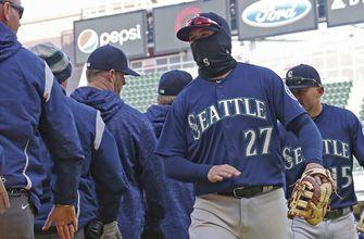 Mariners put 1B Ryon Healy on DL with right ankle injury