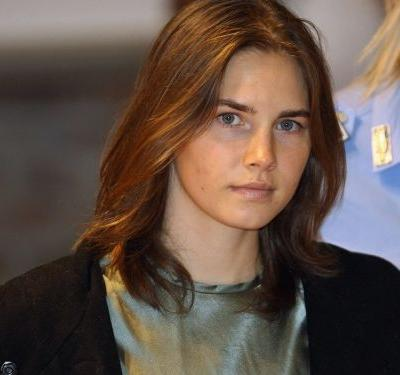 Amanda Knox and her boyfriend are engaged - watch his sci-fi-themed proposal