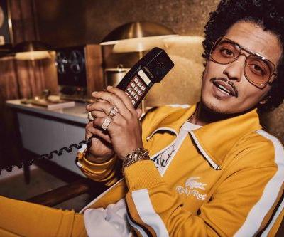"Lacoste Taps Bruno Mars For 1970s-Inspired ""Ricky Regal"" Lifestyle Collection"