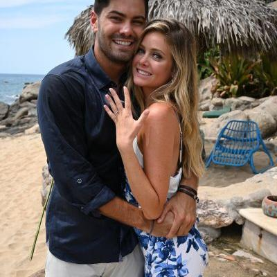Hannah Godwin's Engagement Ring Reflects Her Love Story In The Sweetest Way