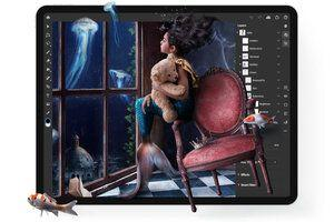 Adobe brings Photoshop on the iPad, free trial available