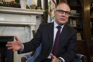 Trump pick to lead EPA has spotty state environmental record
