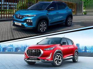 Would You Pick Up A Renault Kiger Over The Nissan Magnite We Did A Poll