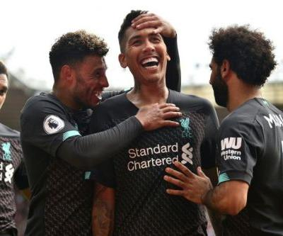 Mane, Firmino shoot Liverpool to victory at Southampton