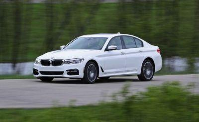 2017 BMW 530i RWD Tested: Choose Wisely