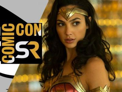 Wonder Woman 1984 Screens FIRST Footage At Comic-Con 2018