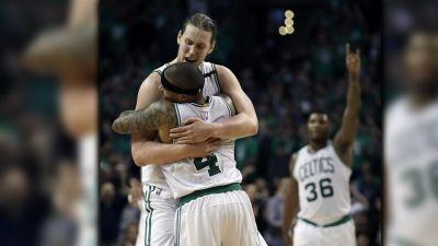 Celtics rival signs free agent Kelly Olynyk for $50M, report says