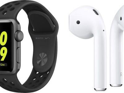 Apple Watch, AirPods, and Other Apple Goods to Be Exempt From China Tariffs
