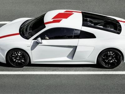 A Rear-Wheel Drive Audi R8 Has Cranked The Excitement Up To 11