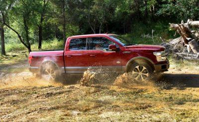 2018 Ford F-150 First Drive: We Try Each of Its Four Gas Powertrains!