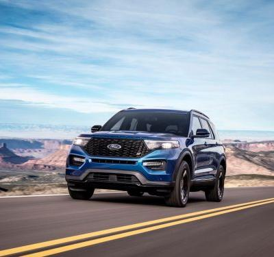 Ford just revealed both a hybrid and high-performance version of its all-new Explorer SUV