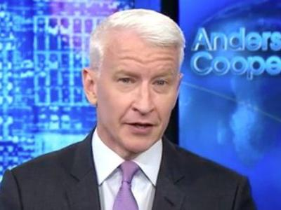 Anderson Cooper Has A Very Blunt Message For Sean Spicer
