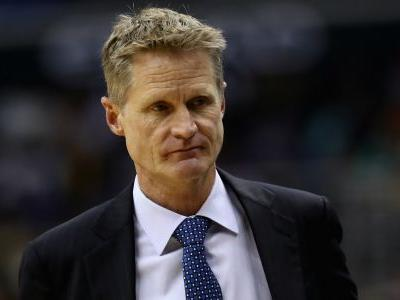 Steve Kerr on Florida HS shooting: We need politicians who won't 'bow down to the NRA'
