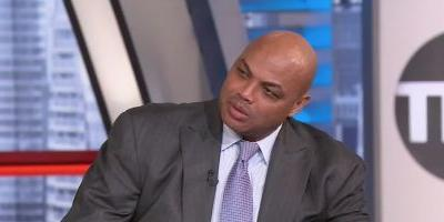 Charles Barkley on Draymond Green's flagrant foul of LeBron James: 'That's bogus'