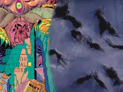 Watchmen Squids Explained: What Fake Aliens & Showers Mean For The Show