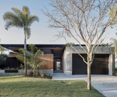 Cove House / Justin Humphrey Architect