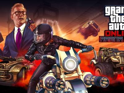 """Grand Theft Auto Online """"Arena War"""" Update Brings New Competitive Modes"""