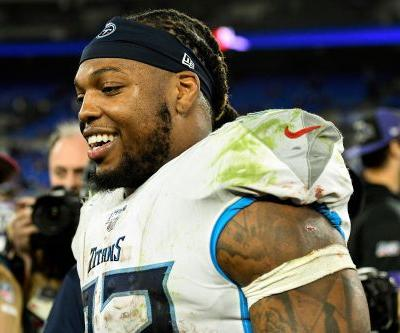 Derrick Henry and Titans agree to $50 million deal before deadline