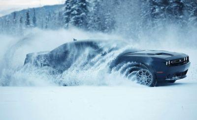 2017 Dodge Challenger GT AWD: Not So Buff But Tackles the White Stuff