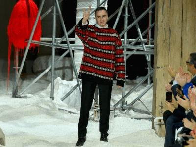 Must Read: Raf Simons's Days at Calvin Klein Could Be Numbered, Inside Valentino's Growth Strategy